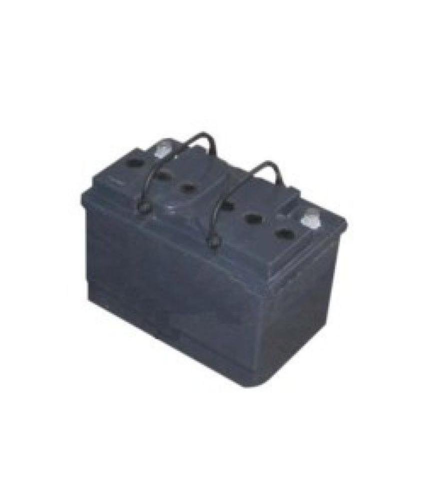 Tractiebatterij 12V, 76 Ah t.b.v. Taski swingo 755 B, 855B en 1255B