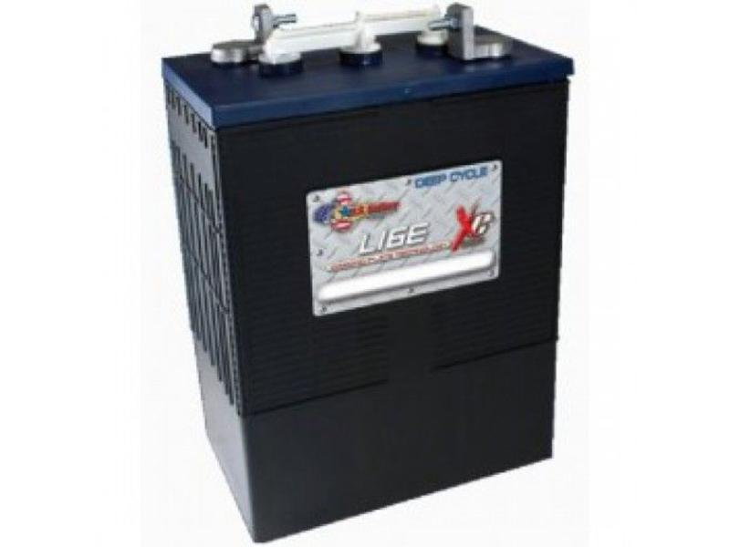 Johnson Diversey Tractiebatterij 6V, 240 Ah t.b.v. Taski swingo 2500, 4000 en 5000
