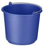 Eigen merk Bouw/glazenwassersemmer blauw