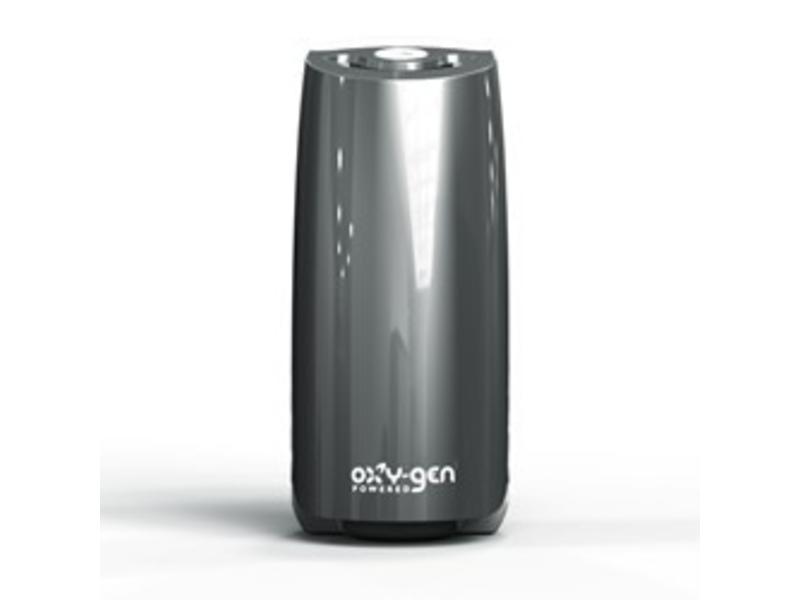 Euro Products Oxy-Gen luchtverfrisser systeem RVS look