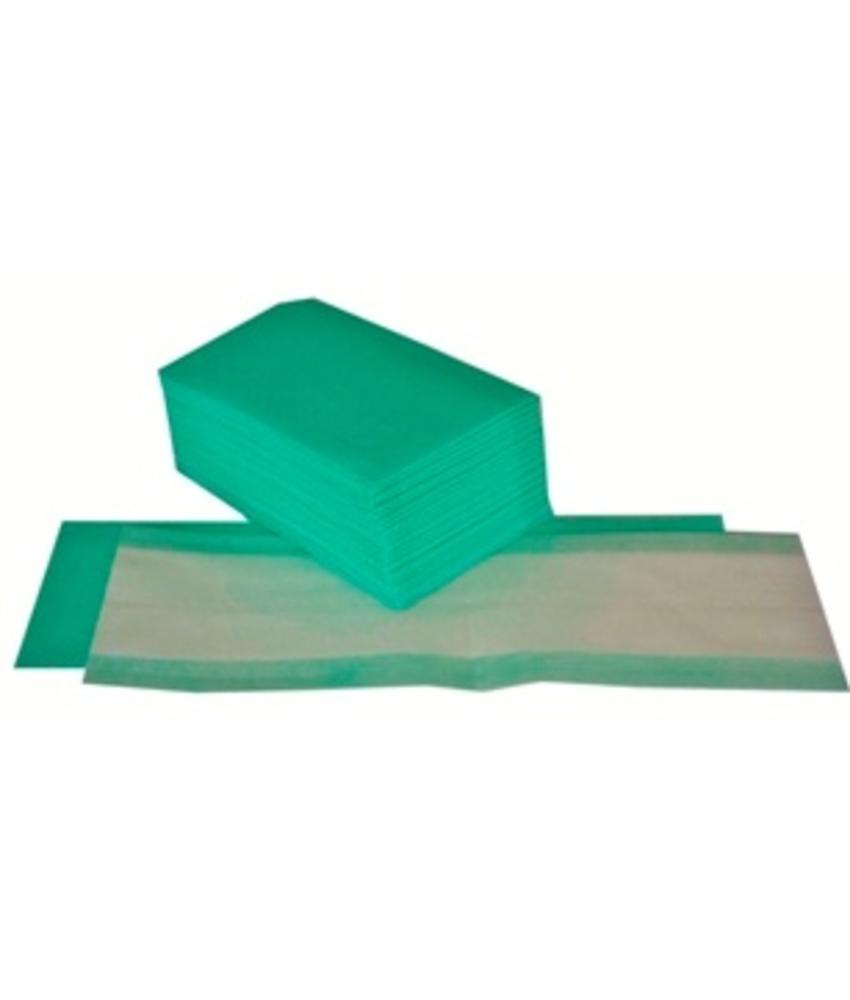 Wegwerp vlakmop - groen