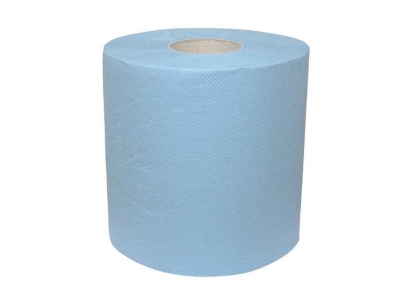 Euro Products Midirol blauw verlijmd, 2-laags