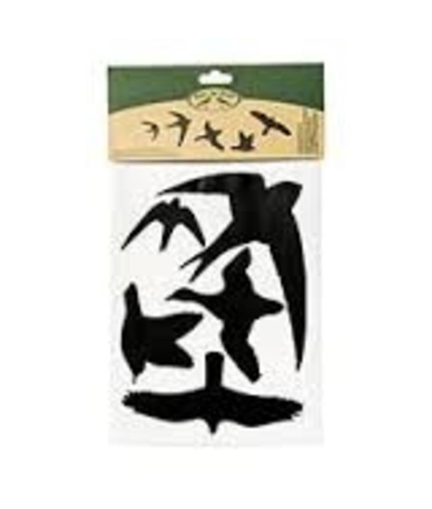 Vogel stickers - 5 stuks