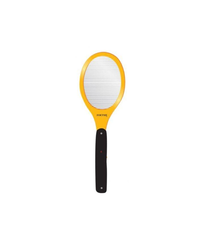 Elektrische vliegenmepper - geel