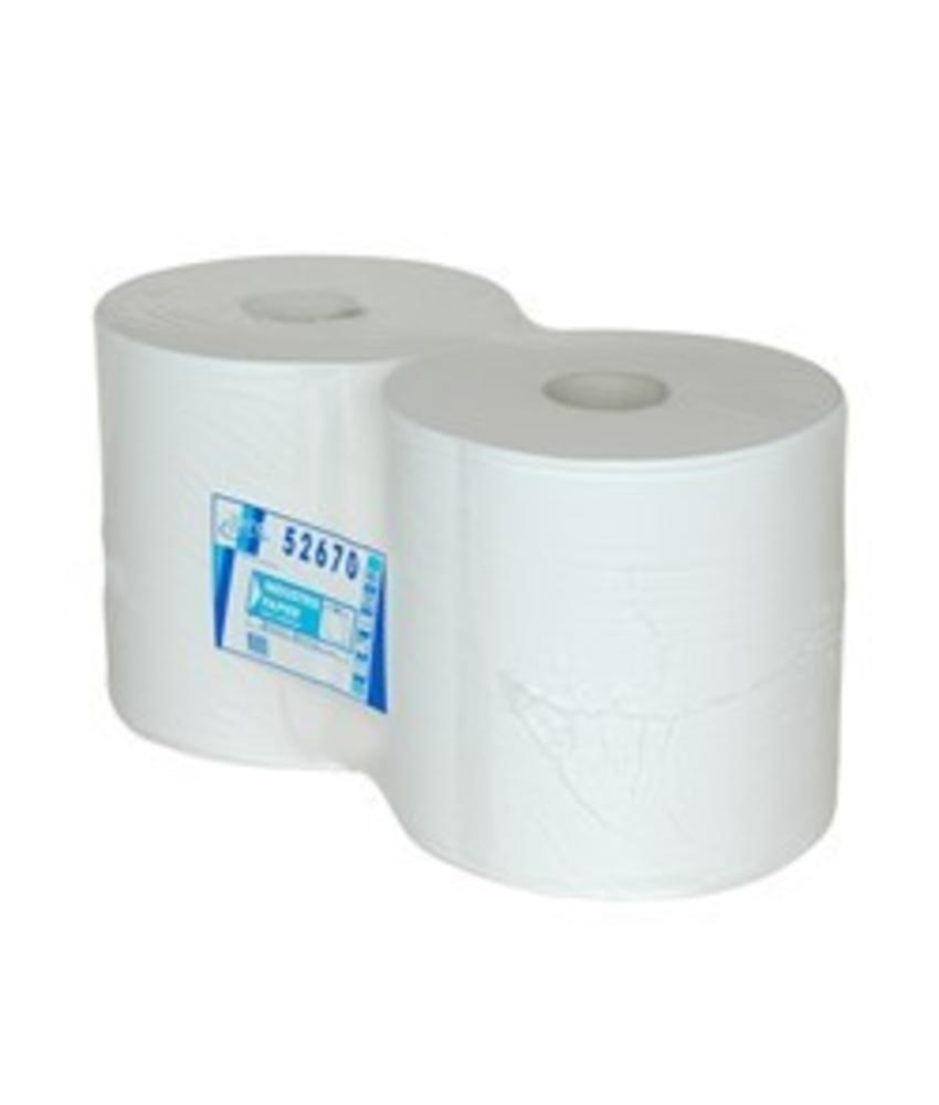Euro Products 1-laags Euro industriepapier