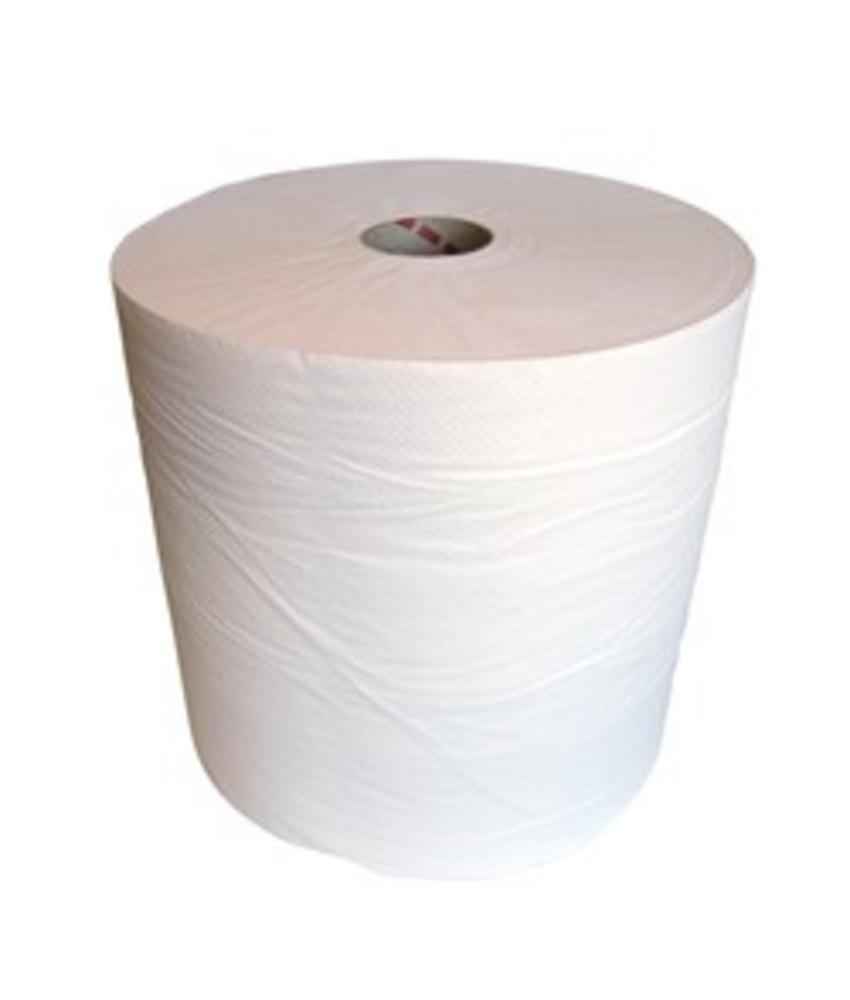 Euro Products 1-laags Industriepapier Recycled wit