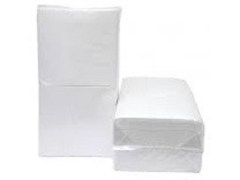 Euro Products Servetten cellulose 33x31 cm, 1-laags