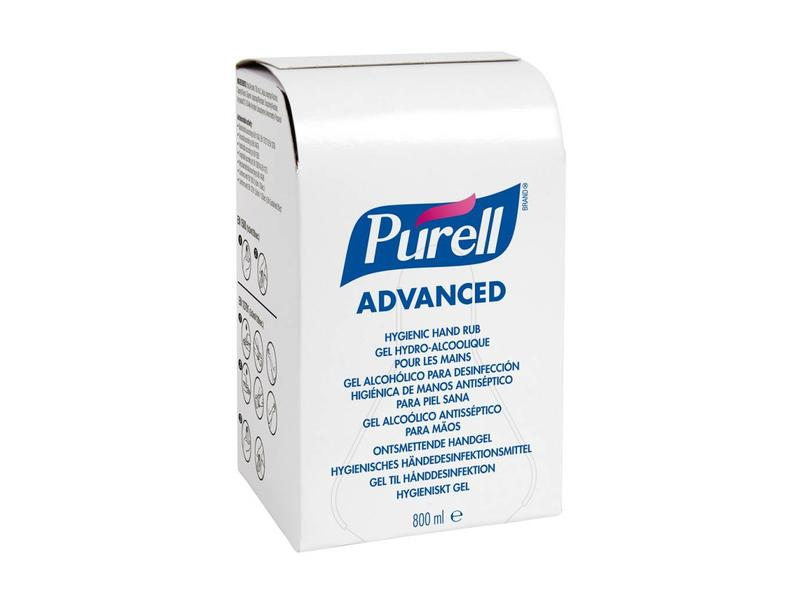 Euro Products Purell desinfecterende gel