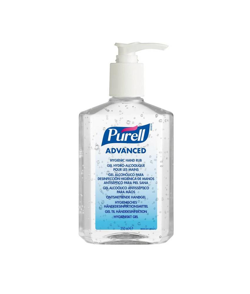 Euro Products Purell desinfecterende gel 350 ml