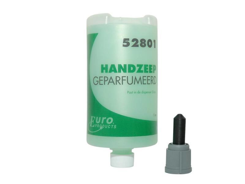 Euro Products Euro Products Handzeep, geparfumeerd 6x1L