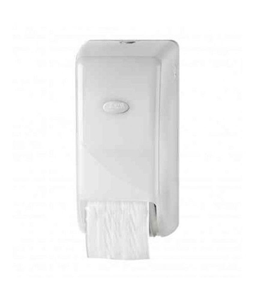 Euro Products Pearl White Tioletrolhouder - Doprollen