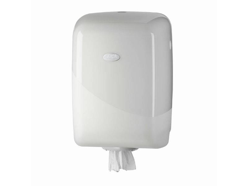 Euro Products Euro Products Pearl white midi dispenser