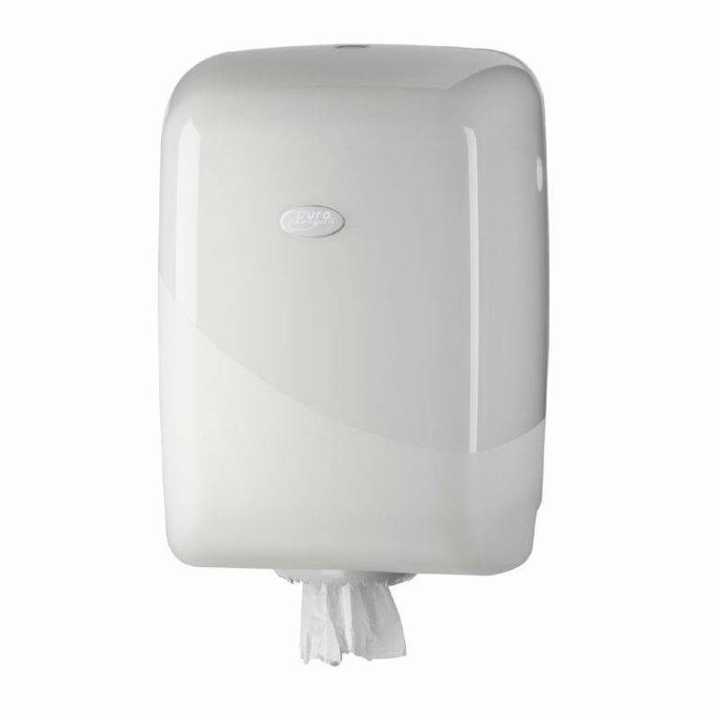Pearl White Poetsrol Dispenser - Midi