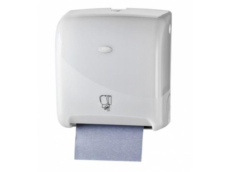 Euro Products Euro Products Pearl White Handdoekautomaat - Tear & Go Euro Motion