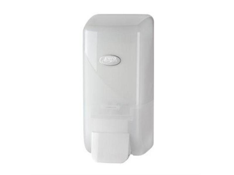 Euro Products Euro Products Pearl white bag in box zeepdispenser 900 ml