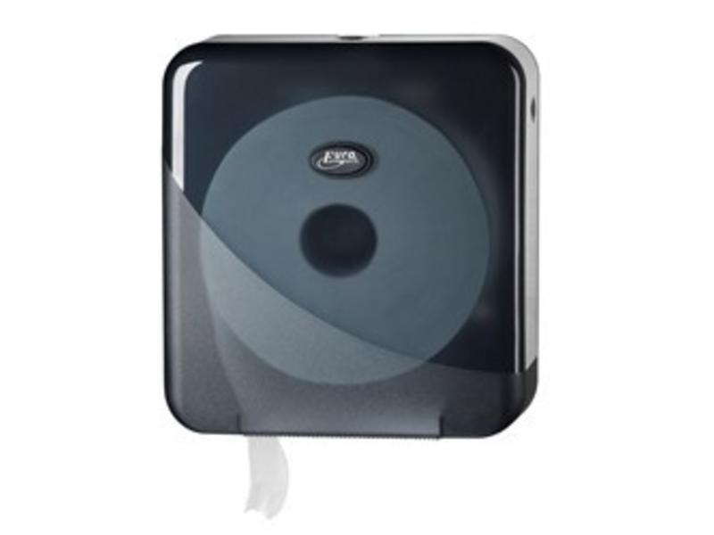 Euro Products Euro Products Pearl Black Jumbo toiletrolhouder - Mini