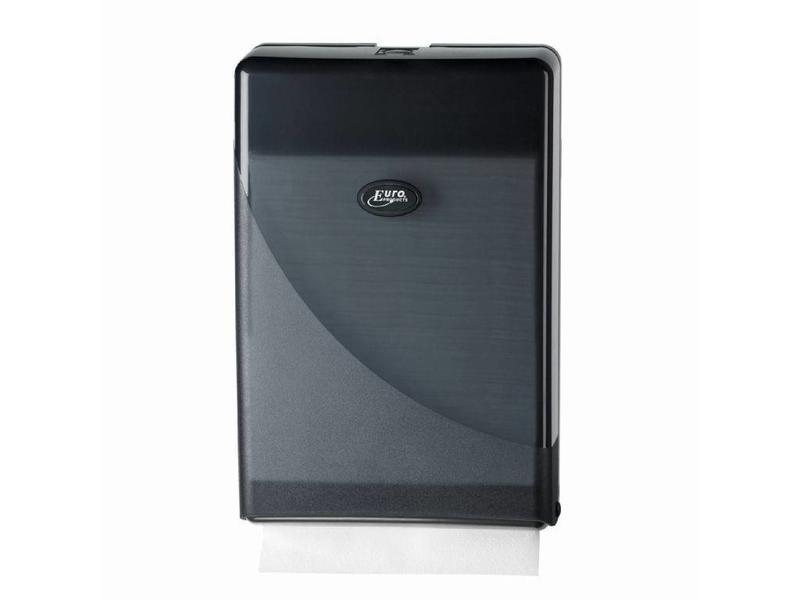 Euro Products Pearl Black Handdoekdispenser - Minifold