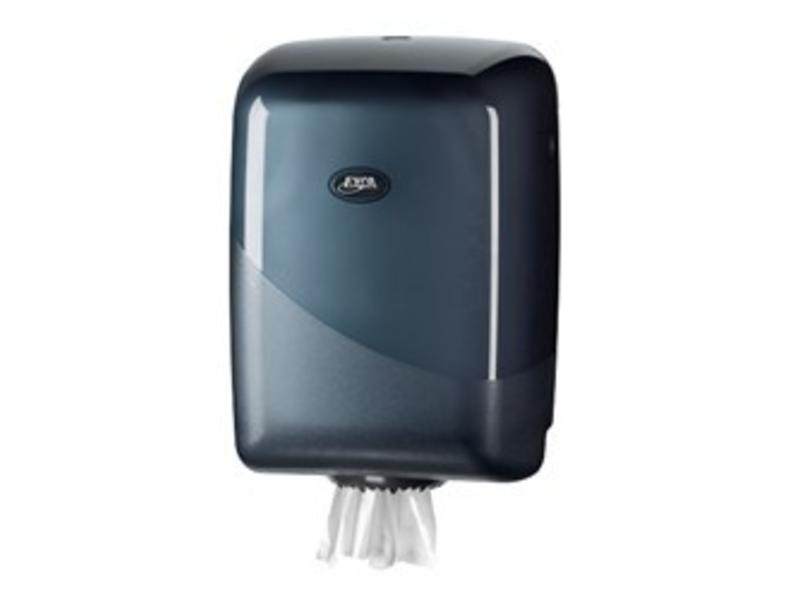 Euro Products Pearl White Poetsrol Dispenser - Midi