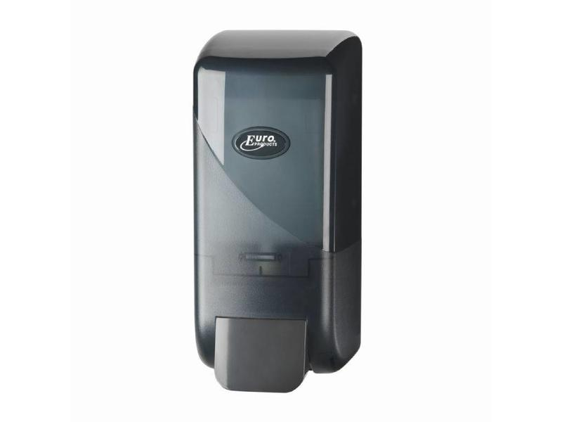 Euro Products Pearl Black Zeepdispenser - Bag-in-box