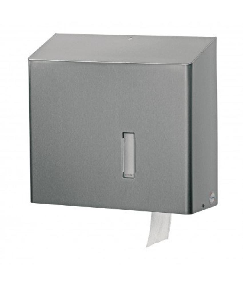 Euro Products Jumbo Toiletrolhouder - Maxi