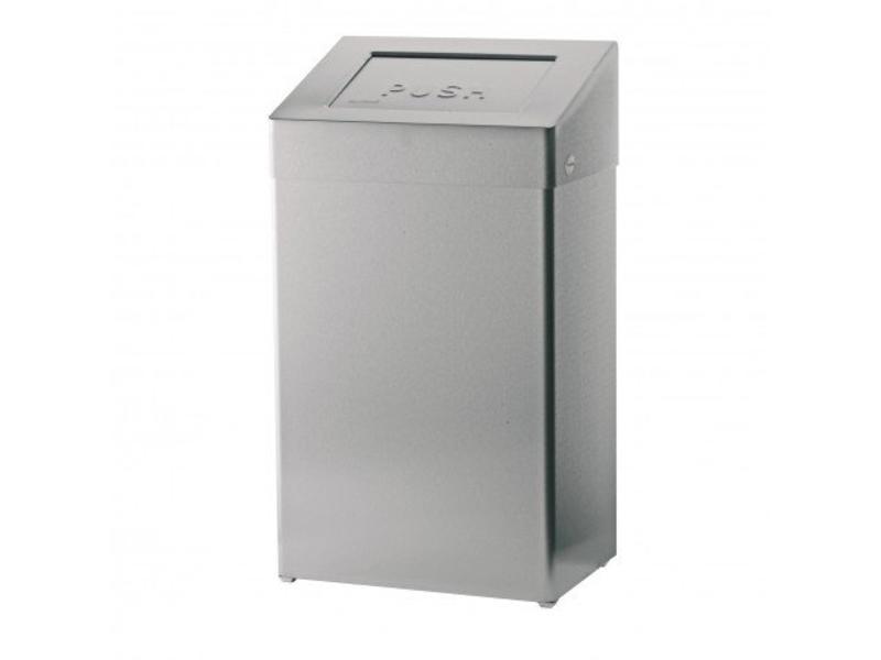 Euro Products Afvalbak met zelfsluitende deksel - 50 liter