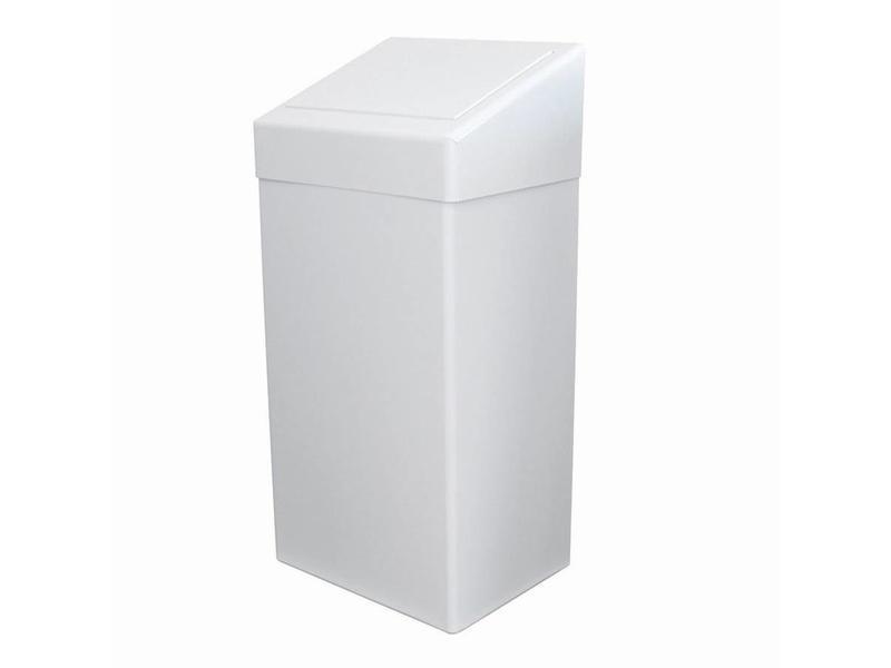 Euro Products Afvalbak met klepdeksel - 50 liter