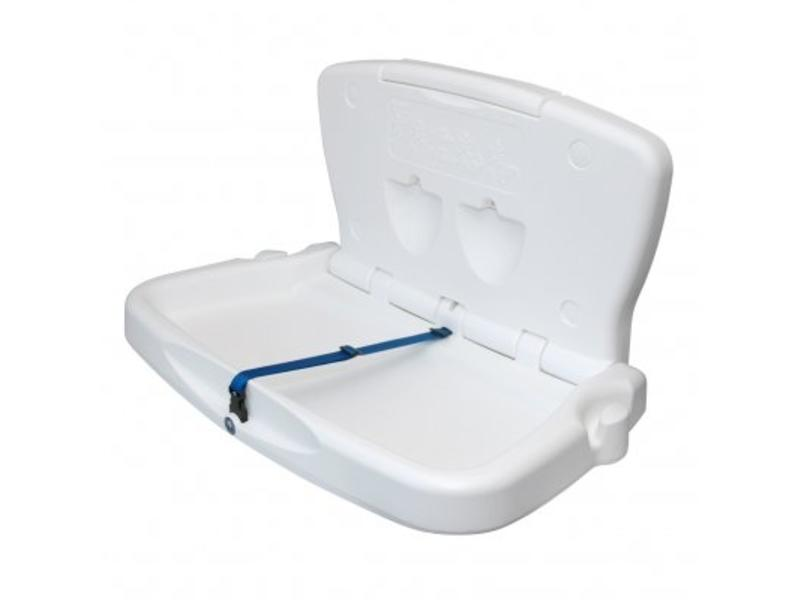 Euro Products Baby minder - Baby changer - wit