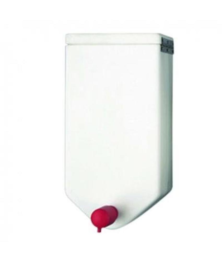 Euro Products Dispenser wit kunststof 12 liter