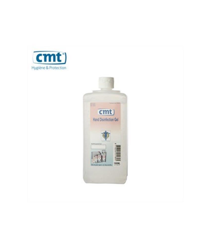 CMT Hand Desinfectie Alcoholgel - 1 liter