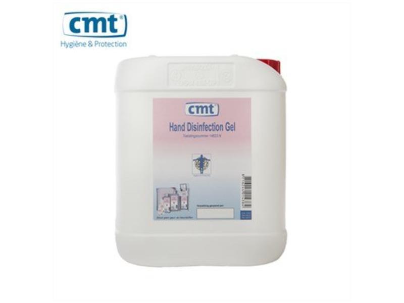 CMT Desinfectie CMT Hand Disinfection alcoholgel - 5000ml