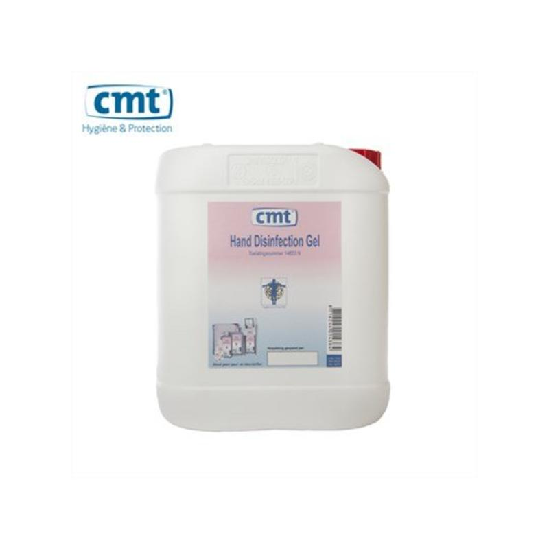 CMT Hand Disinfection alcoholgel - 5000ml