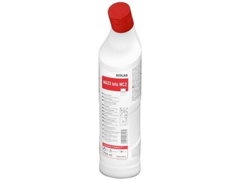 Ecolab MAXX Into WC2 - 750ml