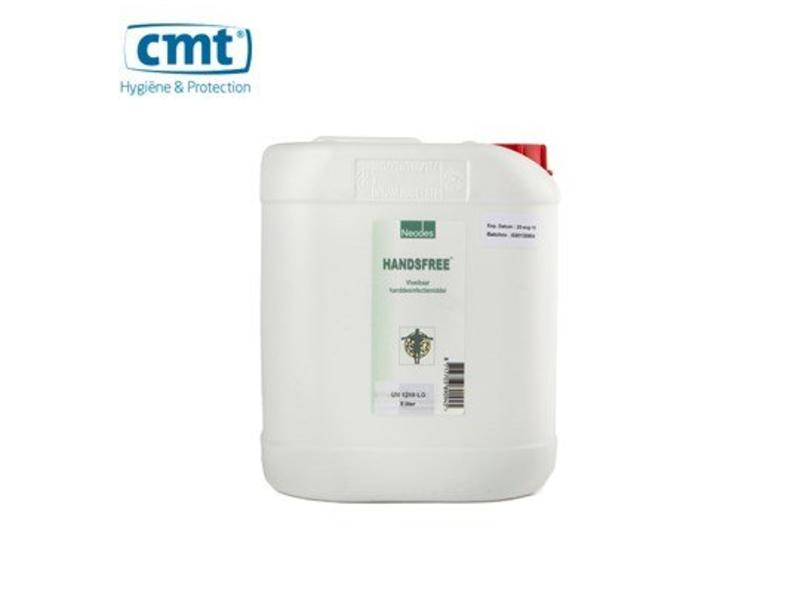 CMT Desinfectie CMT Handsfree Desinfectie Liquid - 5 liter