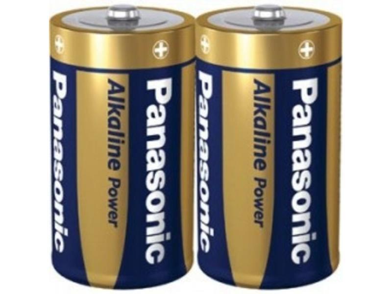 Panasonic D batterijen