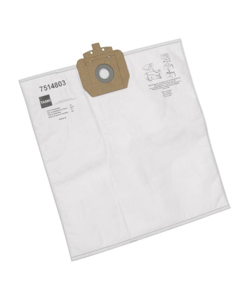 Disposable fleece filter stofzakken - 10 stuks
