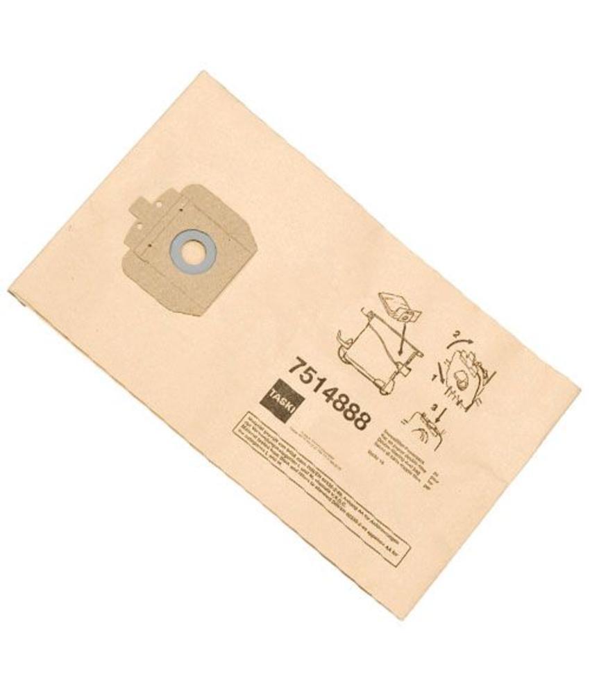 Stofzak papier vento 15 - 10 stuks