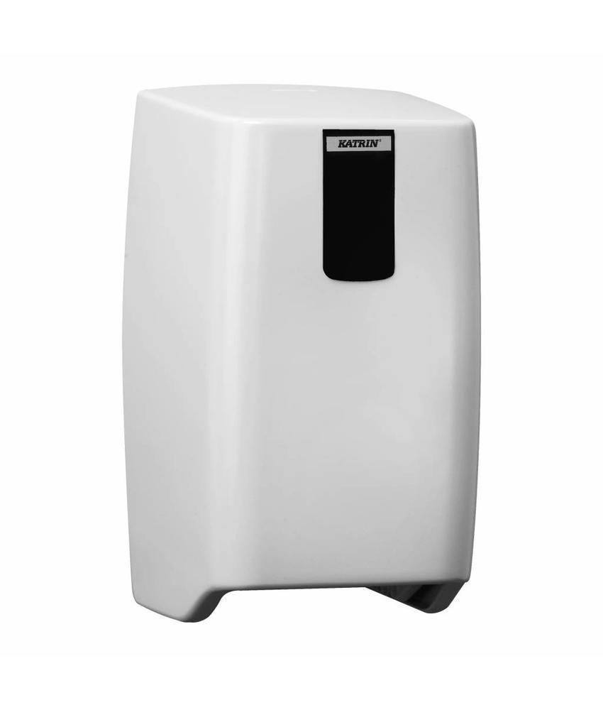 Katrin System toiletrol dispenser duo licht grijs 27x15x16,5 cm