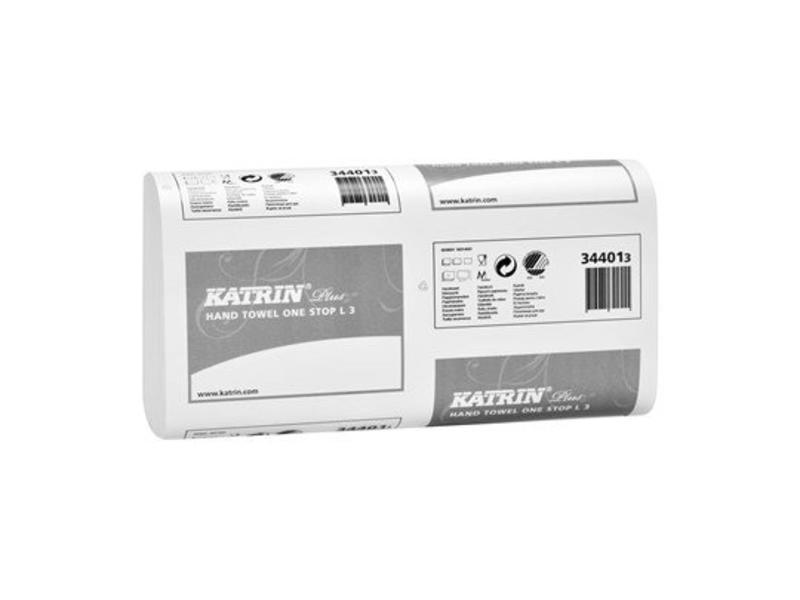 Katrin Plus One-Stop L3 i-vouw 21x90 stuks - 24,5x33cm