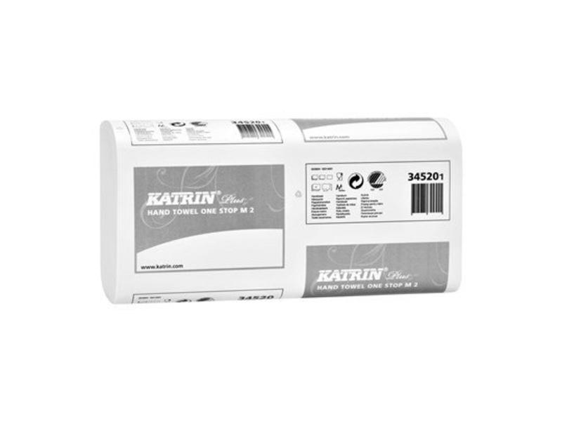Katrin Plus One-Stop M2 i-vouw 21x145 stuks - 23,5x25cm.
