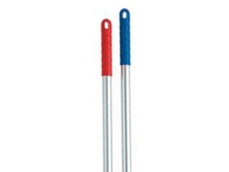 Eigen merk Steel Aluminium ø 22 mm, 140cm 2 gaten - blauw