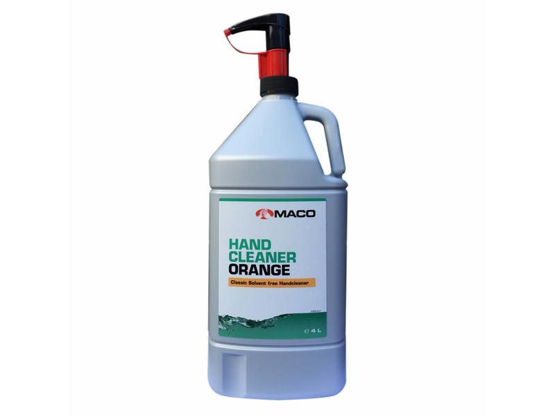 Maco Maco Hand cleaner - 4L + pomp