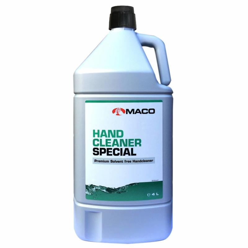 Maco Hand cleaner special - 4 liter cardridge CX-4