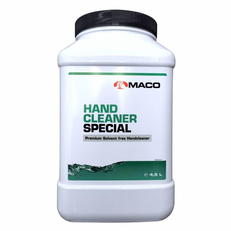 Maco Hand cleaner special - 4,5 liter pot