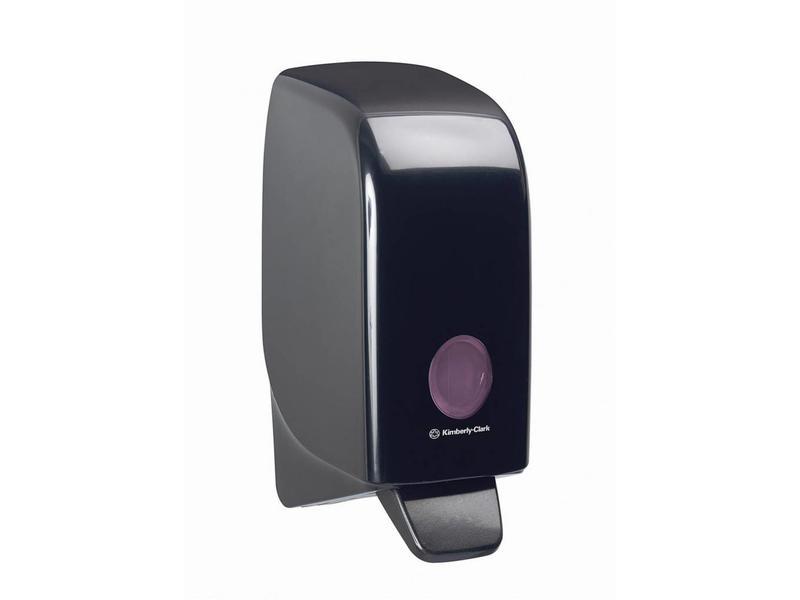 Kimberly Clark AQUARIUS* Handreiniger Dispenser - Cassette / 1 Ltr - Zwart