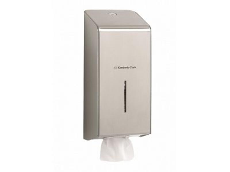 Kimberly Clark KIMBERLY-CLARK PROFESSIONAL* Toilettissue Dispenser - Roestvrij staal