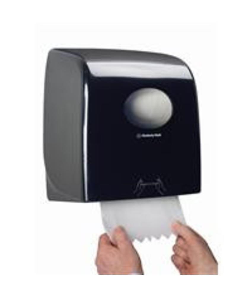 AQUARIUS* SLIMROLL* Rolhanddoekdispenser - Rol - Zwart