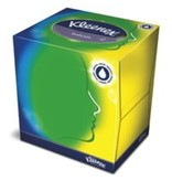 Kimberly Clark  KLEENEX® Facial Tissue - Kubus - Wit