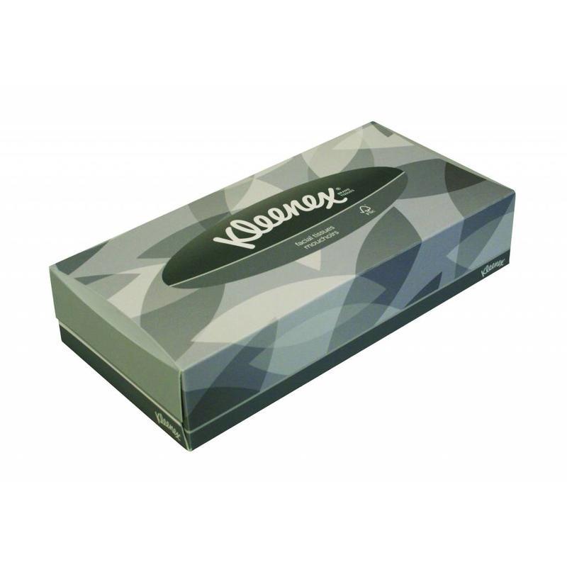 KLEENEX® Facial Tissue - Standaard - Wit