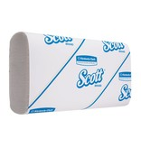Kimberly Clark SCOTT® SLIMFOLD Handdoeken - M gevouwen - Wit