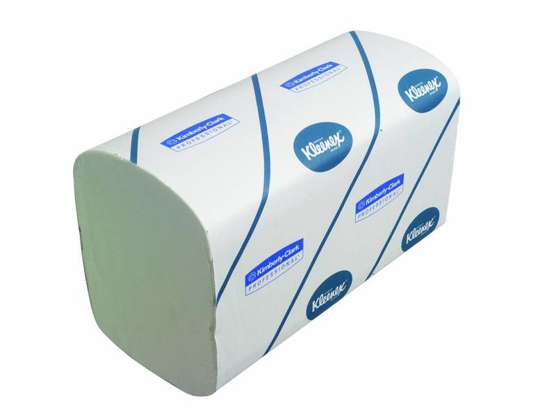 Kimberly Clark  KLEENEX® ULTRA SUPER SOFT Handdoeken - Intergevouwen / Groot - Wit